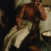 Reverie by Walter Langley