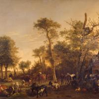 The Farm by Paulus Potter