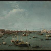 Bacino di San Marco by Canaletto