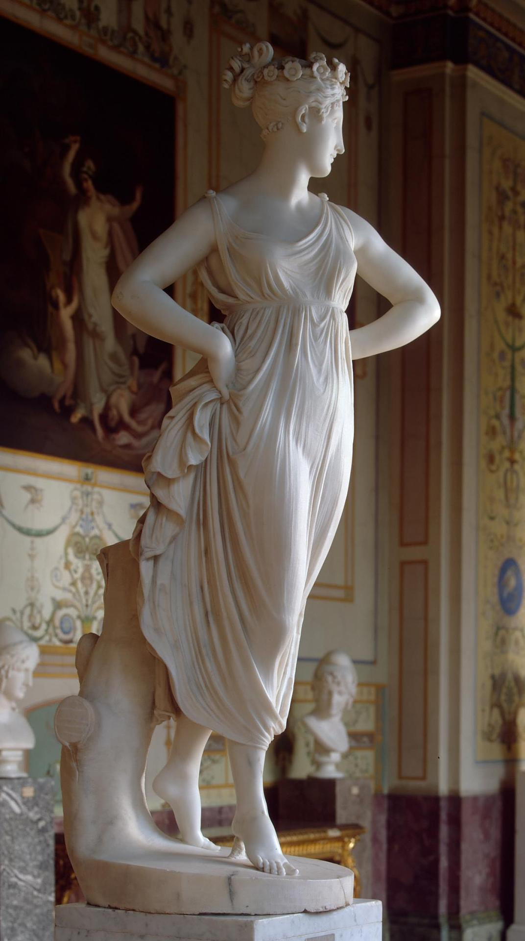 Dancer by Antonio Canova