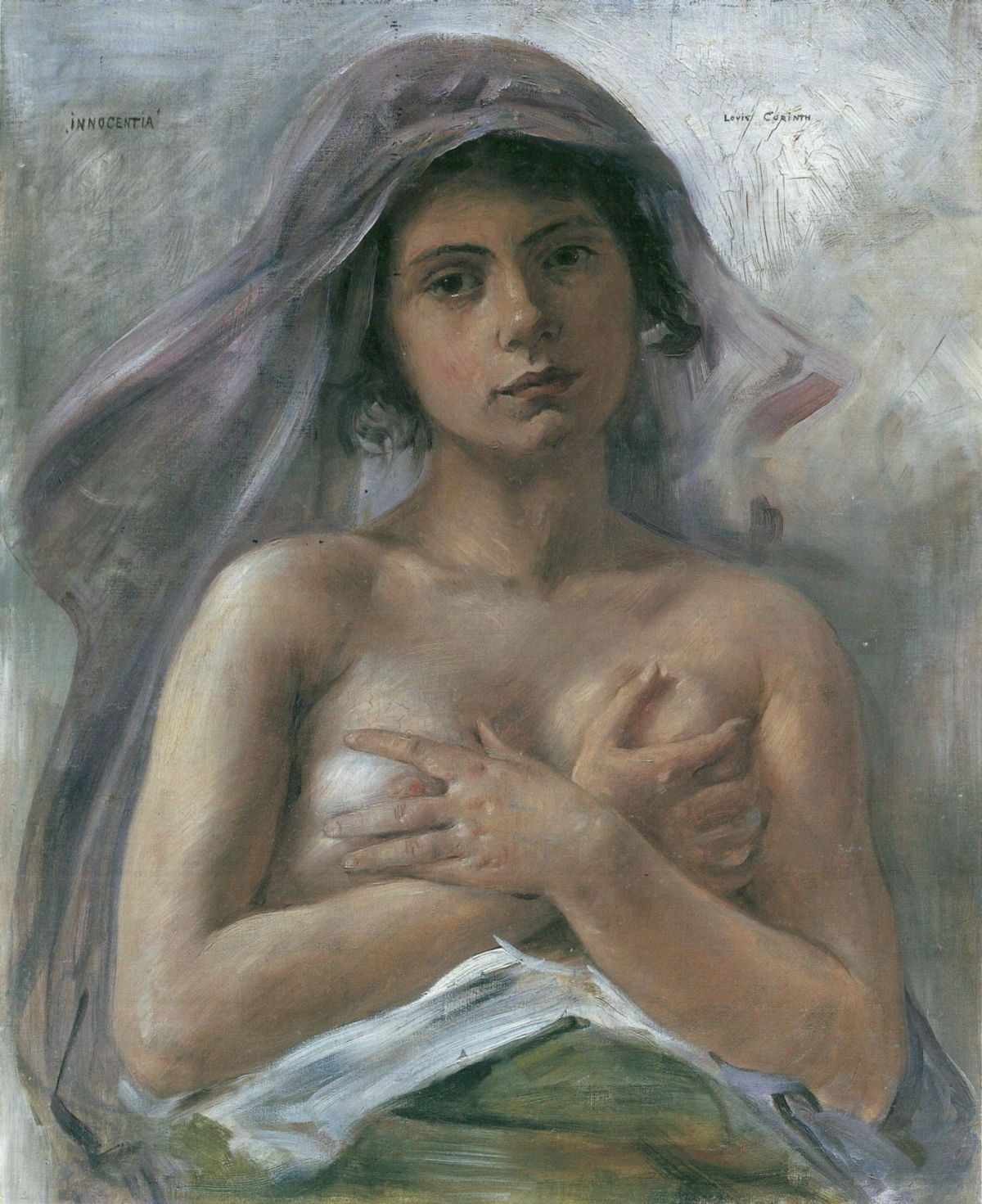 Innocentia by Lovis Corinth