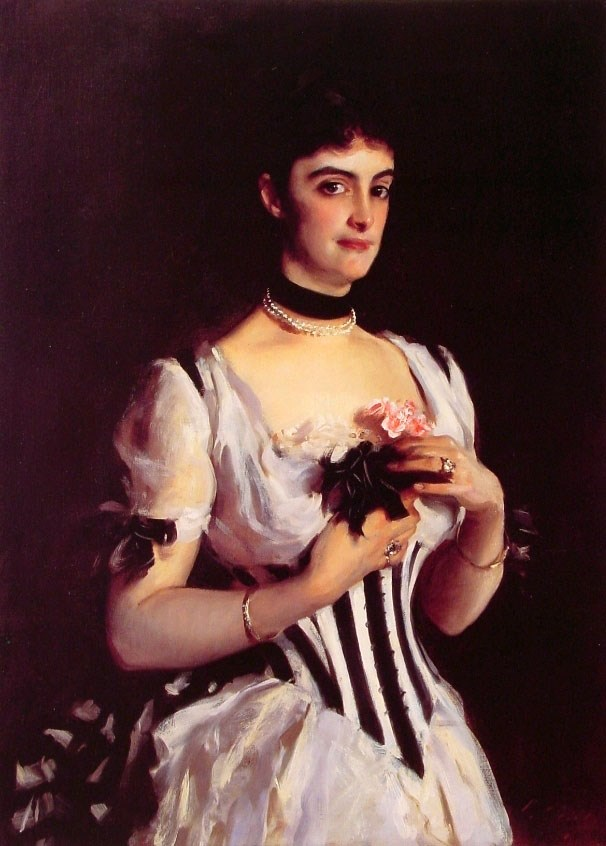 Mrs Wilton Phips by John Singer Sargent