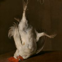 The Dead Cockerel by Gabriel Metsu