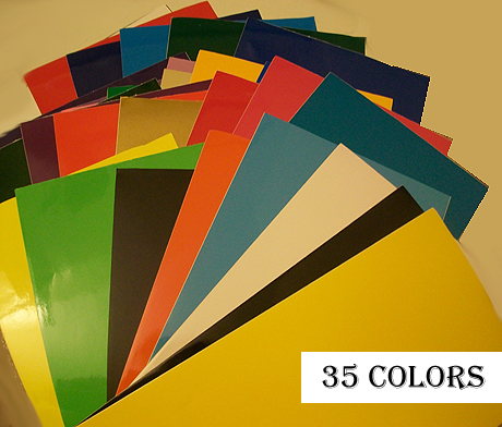 Angel Craft Vinyl Color Assortment