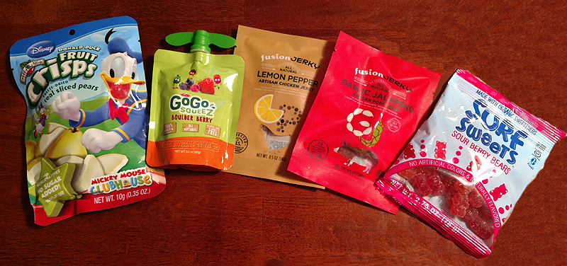 Great Kids Healthy Snacks - What a 12 Year Old Likes