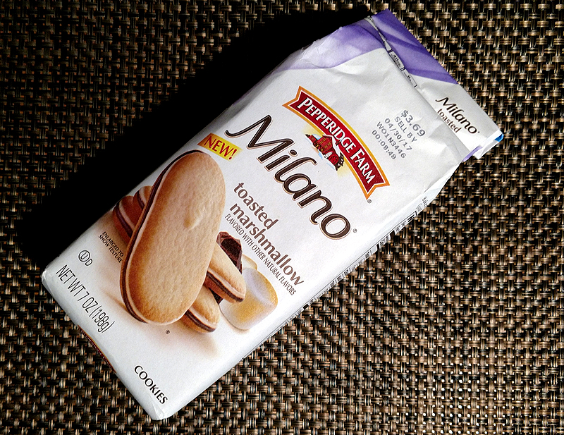 Toasted Marshmallow Pepperidge Farm Milano