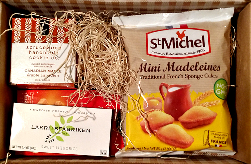 Try the World Pantry Subscription Box