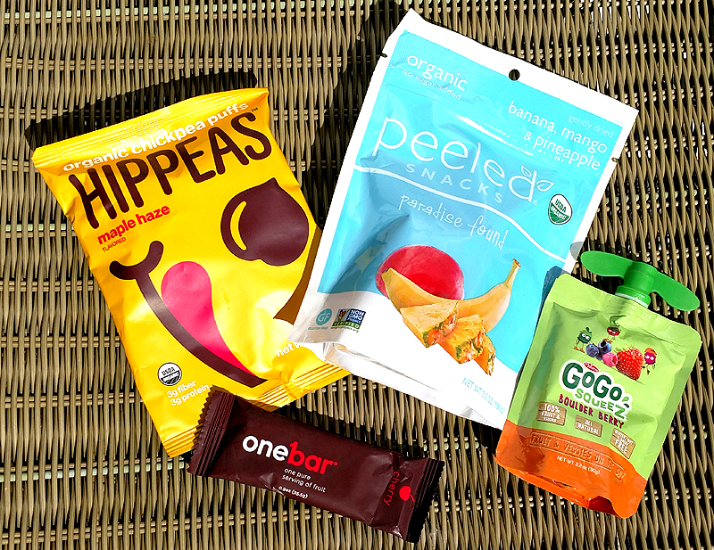 Items in Great Kids Healthy Snacks Box