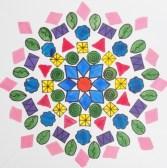 Mandala by Wanda Ariano