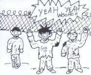 Chemical World Manga Detail 4 by Daniel McLachlan