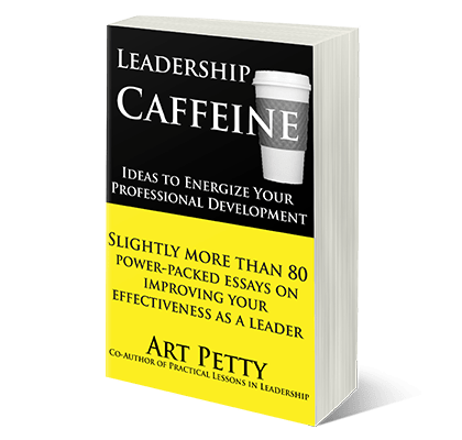 Leadership Caffeine Book