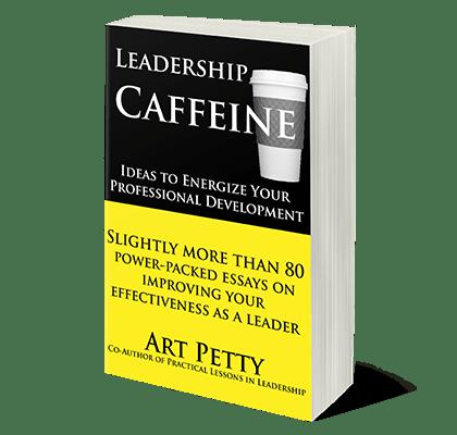 Leadership Caffeine Book
