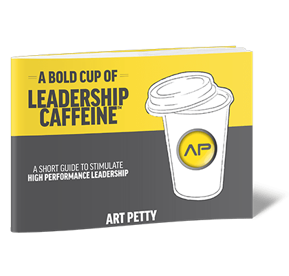 A Bold Cup of Leadership Caffeine