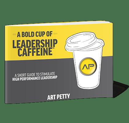 A Bold Cup of Leadership Caffeine