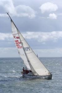 sailboat tacking