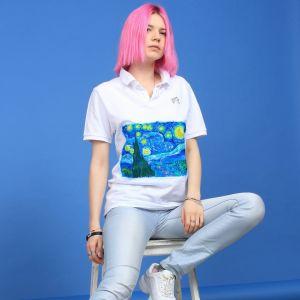 "T-shirt ""Starlight Night"""