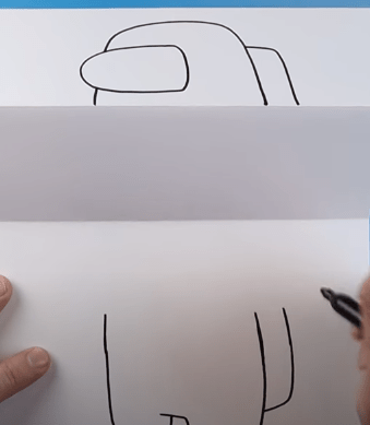 FireShot Capture 253 How to Draw an AMONG US SURPRISE FOLD YouTube www.youtube.com