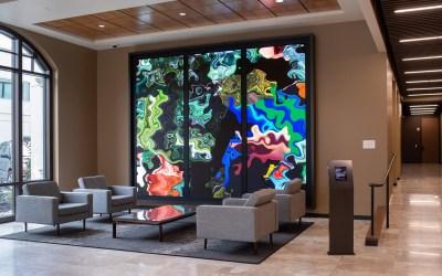 L'art numérique : un atout clef pour le secteur de l'hôtellerie