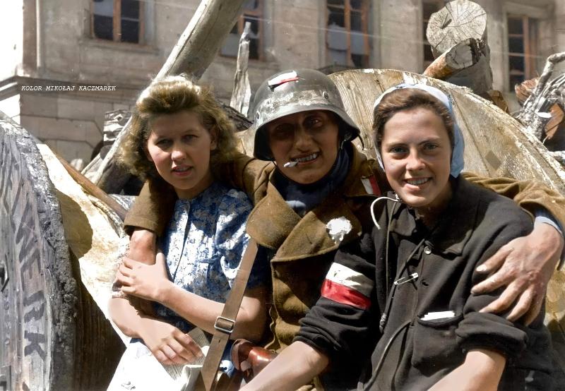 Insurrection de Varsovie 1944