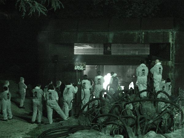 Borderline Biennale 999 : Xenomorph-3