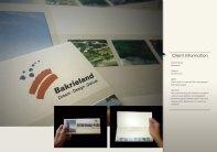 Greeting Card design for Bakrieland
