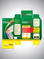 Osteofree pack design