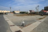 Temple yard