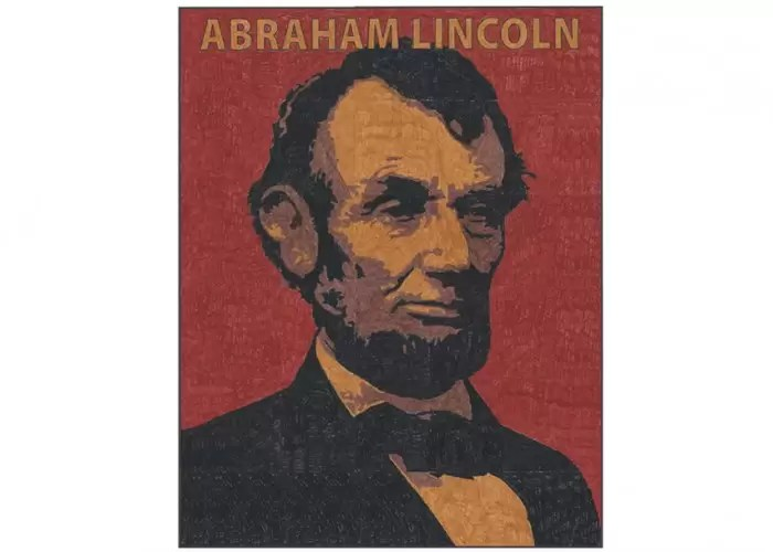 Abraham Lincoln Mural Art Projects For Kids