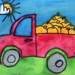 How To Draw A Pickup Truck Art Projects For Kids