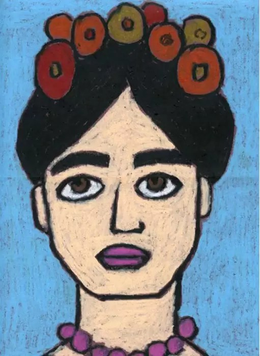 frida kahlo art projects for kids