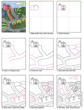 map projects for middle school path decorations pictures full