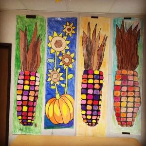 Harvest Festival banners