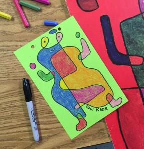 Klee draw copy