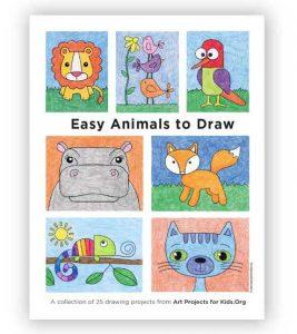 Draw Easy Animals