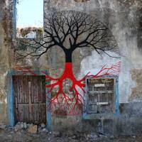 Nice sTREEt murals by Pablo S.Herrero