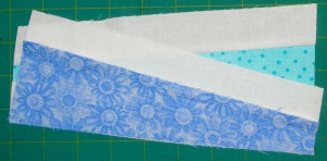Sewing Wedges Together