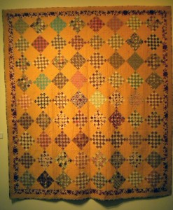 36 Patch with Chintz Border