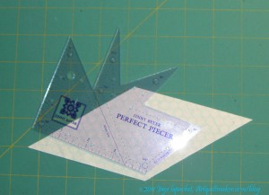 Ruler Angle Does Not Fit Side