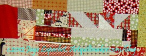 Mosaic Quilting for Pieced Backs