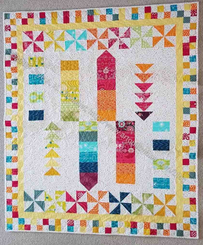 Finished: BAM Color Round Robin