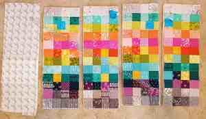 Mondo Bag panels + 1 lining