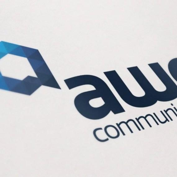 AWC Communications - Logo Design - Lethbridge, AB