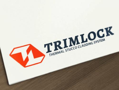 Logo Design Mockup for Trimlock