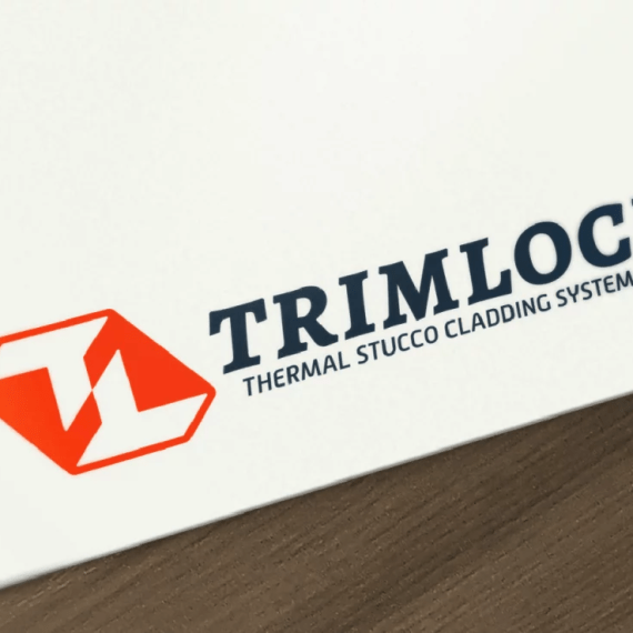 Logo Design Mockup for Trimlock