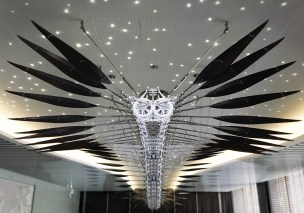 Eslite Gallery_LuxuryLogico_Wondering Feather_ Courtesy of Taipei Dangdai