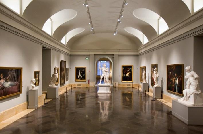 متحف ديل برادو - مدريد اسبانيا المسافرون العرب