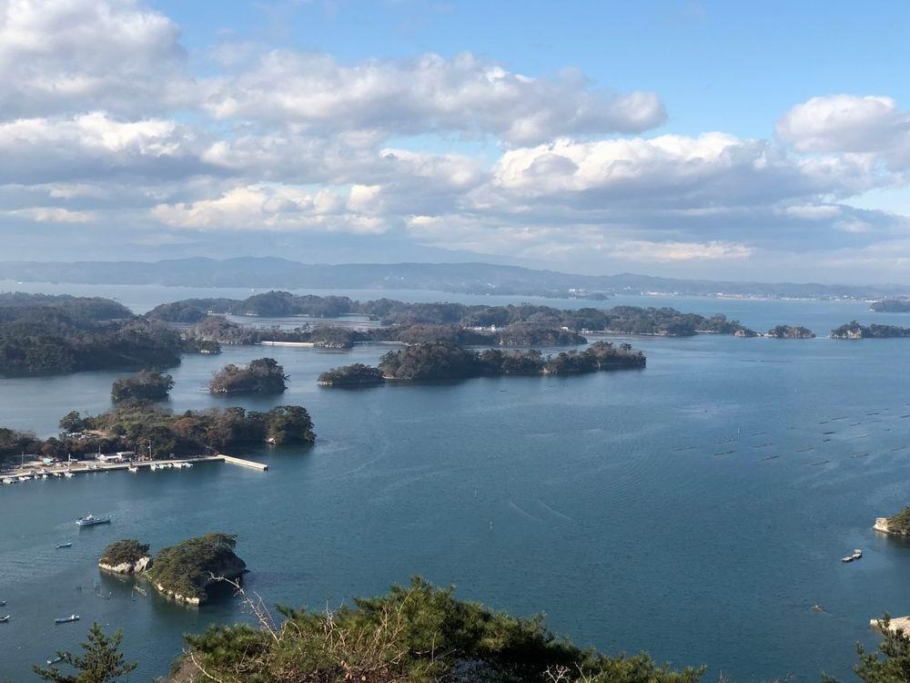大高森のアイフォンで撮った風景写真