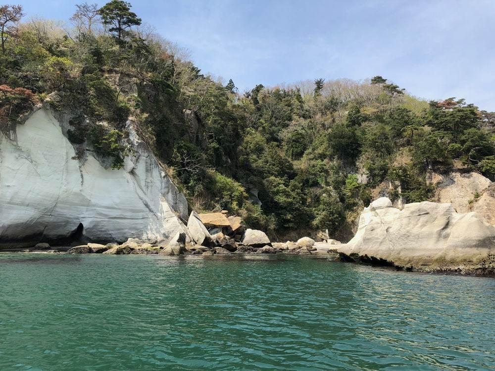 松島嵯峨渓の写真