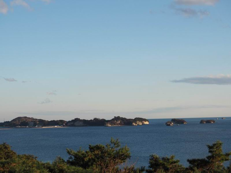 松島海岸の風景写真