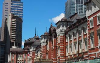 東京駅の写真画像